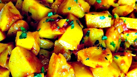 crock-pot bombay potatoes