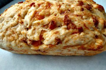 bacon cheddar bread