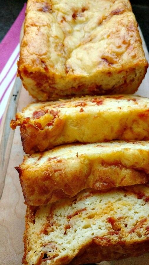 easy pizza bread