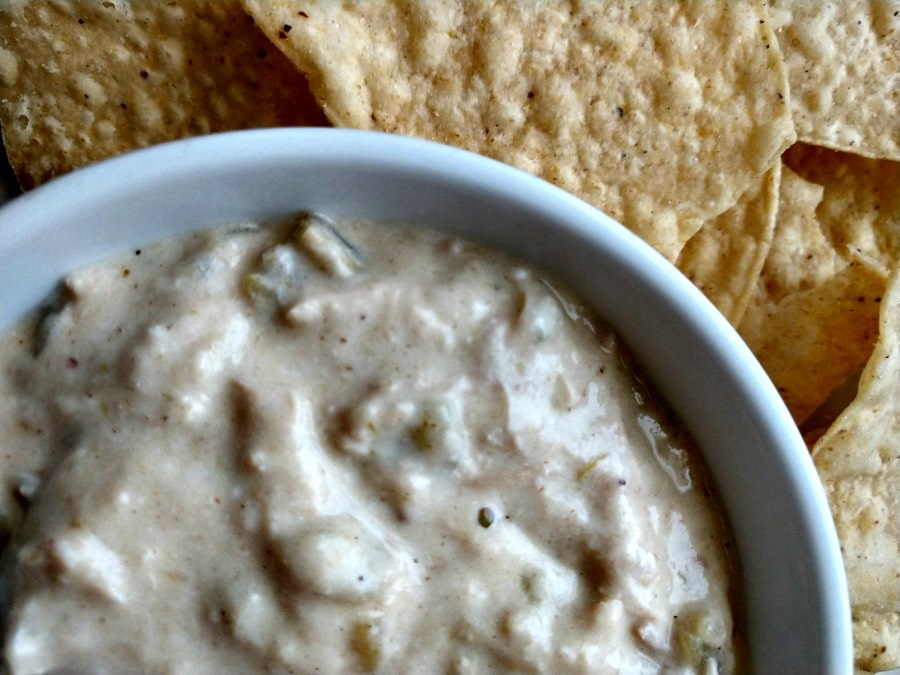 slow cooker chile rellano dip