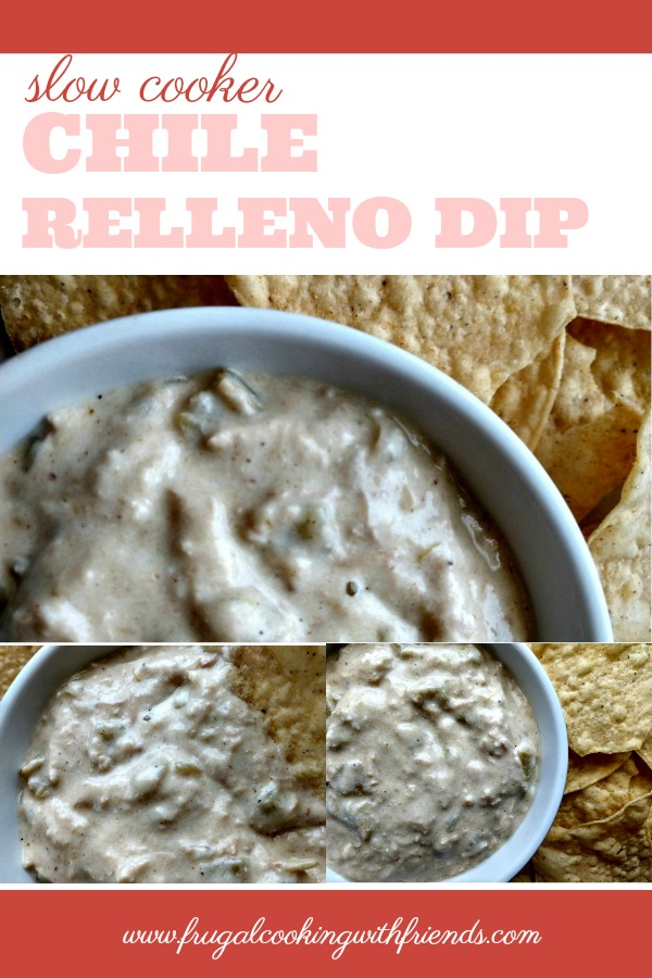 Slow Cooker Chile Relleno Dip