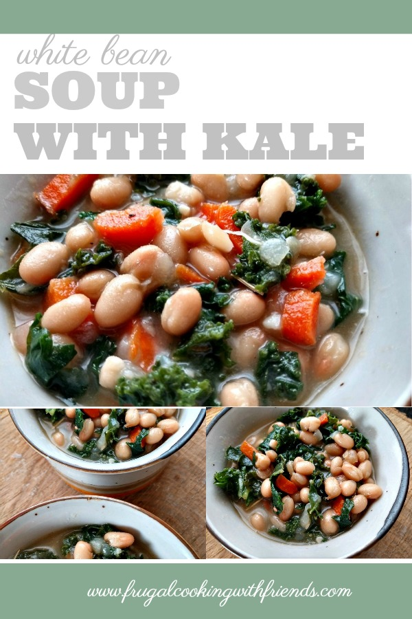 White Bean Soup with Kale
