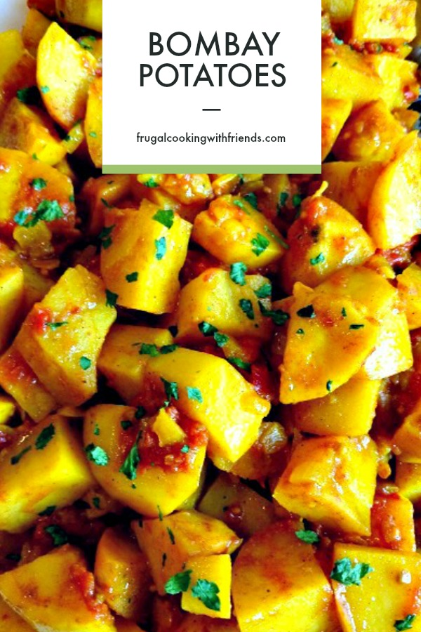 Crock-Pot Bombay Potatoes