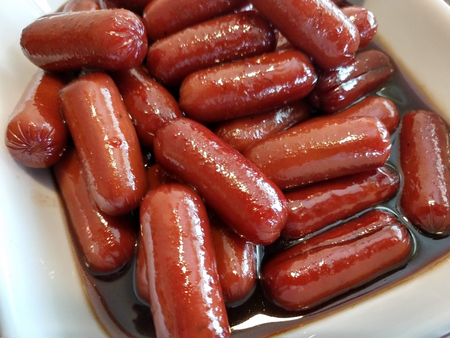 Slow Cooker Lil' Smokies